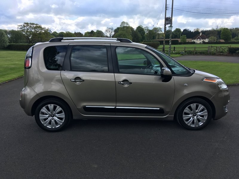 View CITROEN C3 1.6 HDI Exclusive