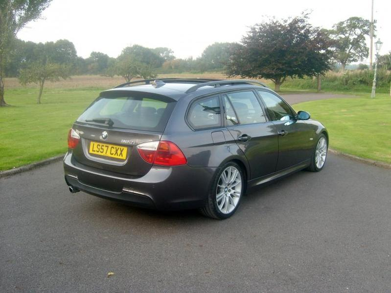 View BMW 3 SERIES 2.0 M Sport Auto Estate