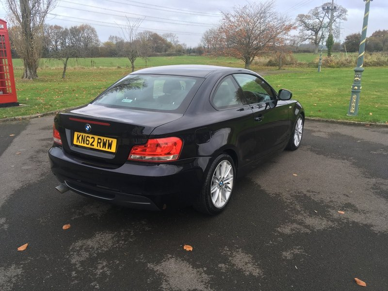 View BMW 1 SERIES 120d M Sport Coupe