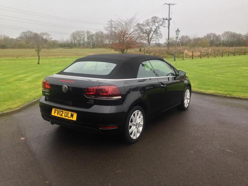 View VOLKSWAGEN GOLF 1.6 Diesel Bluemotion Tech SE