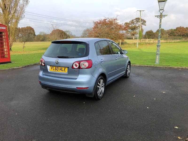 View VOLKSWAGEN GOLF PLUS 1.6 TDI SE 5dr