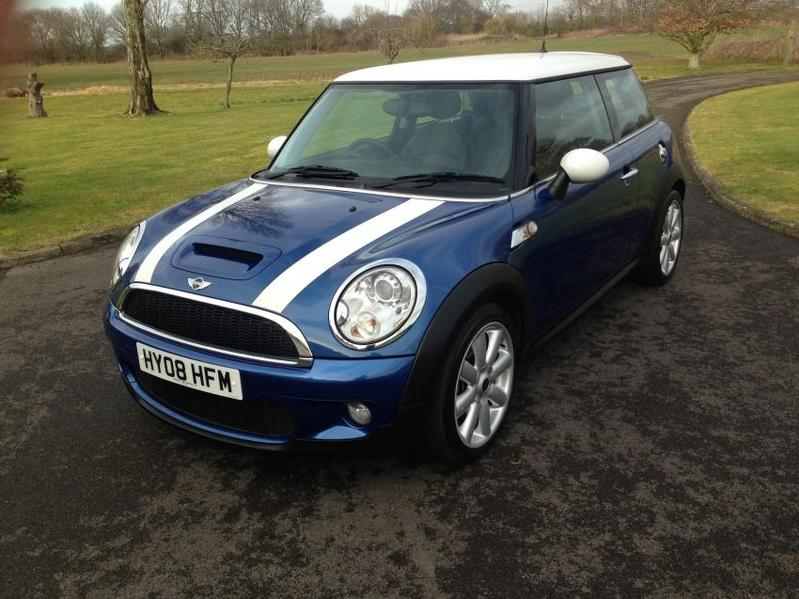 View MINI HATCH COOPER S 1.6 Cooper S