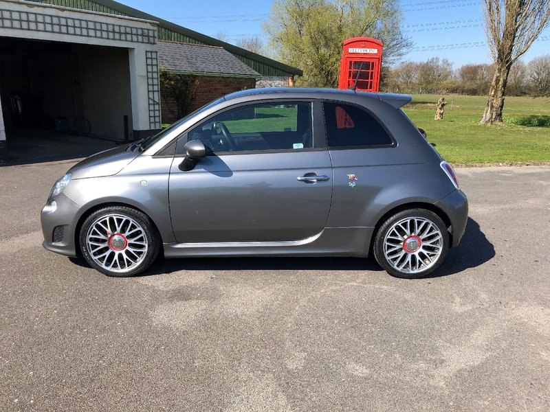 View ABARTH 595 1.4 T-Jet Turismo
