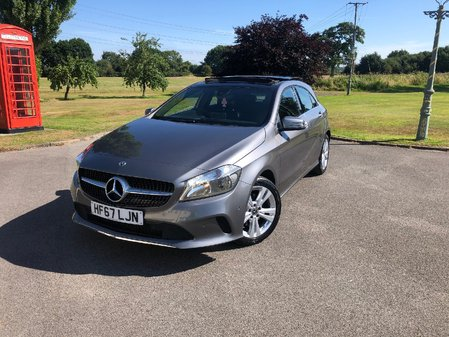 MERCEDES A CLASS 1.6 A160 Sport (Executive) (s/s) 5dr