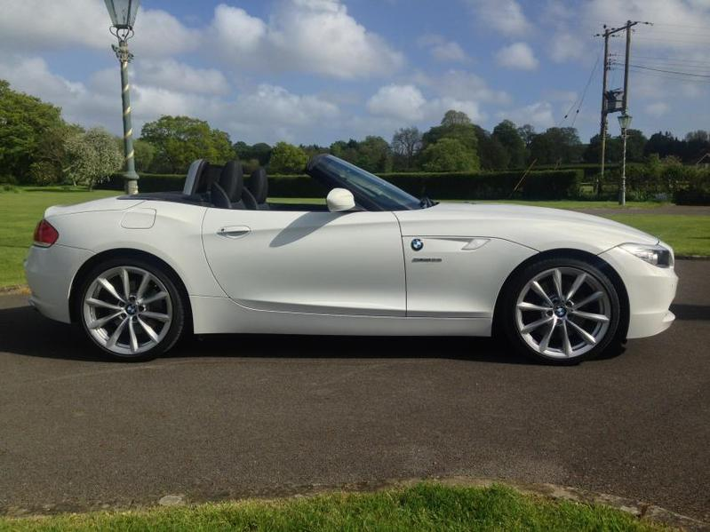 View BMW Z4 3.0 S Drive 35i DCT