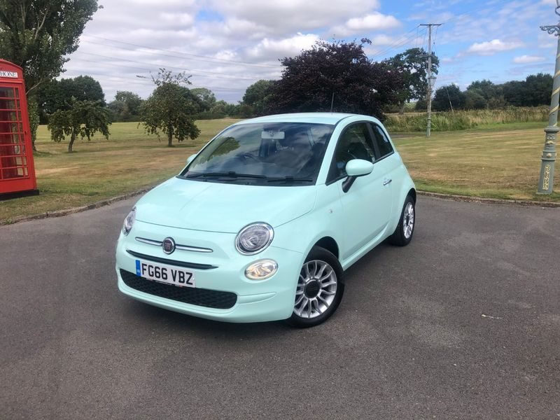 View FIAT 500 1.2 8V ECO Pop Star (s-s) 3dr