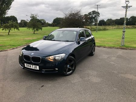 BMW 1 SERIES 2.0 118d Sport Sports Hatch (s/s) 5dr