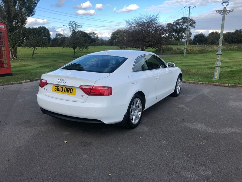View AUDI A5 1.8 TFSI SE Coupe