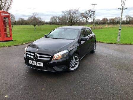 MERCEDES-BENZ A CLASS 1.6 A180 BlueEFFICIENCY Sport 7G-DCT 5d
