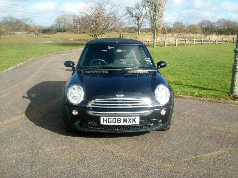 View MINI HATCH COOPER SideWalk Convertible