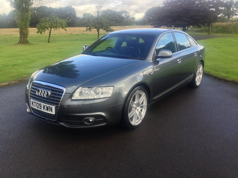 View AUDI A6 2.0 TDI Le Man Ltd Edition