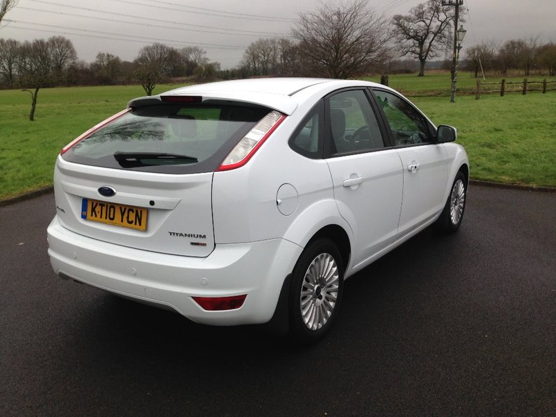View FORD FOCUS 2.0 TDCI Titanuim Powershift