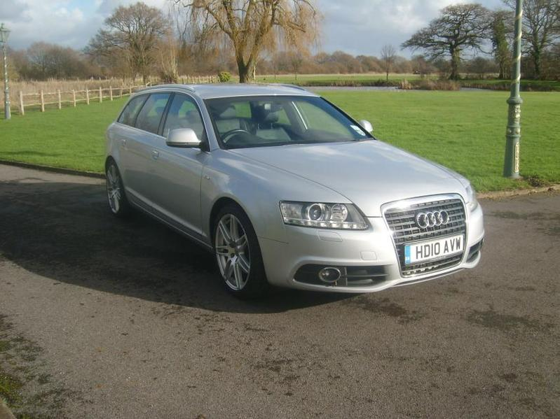 View AUDI A6 Avant 170 S-Line LTD Edition