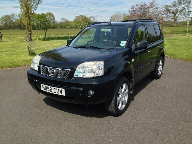 View NISSAN X-TRAIL 2.2 DCI Columbia